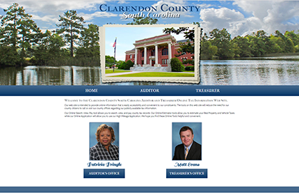 Clarendon County SC Upgrade