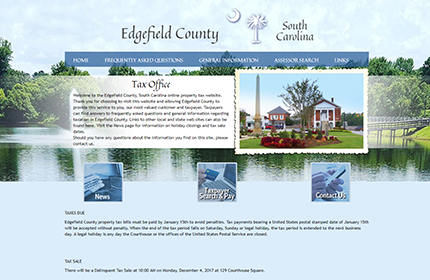 Edgefield County SC Upgrade